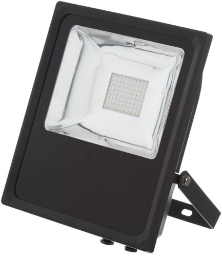 Timeguard LED Slimline High Power Floodlights Black