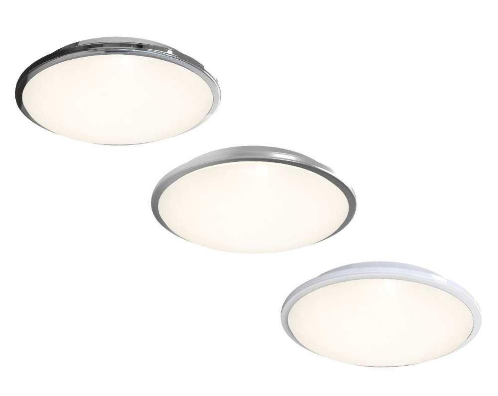 Ansell Eclipse MultiLED Wall Ceiling Luminaires