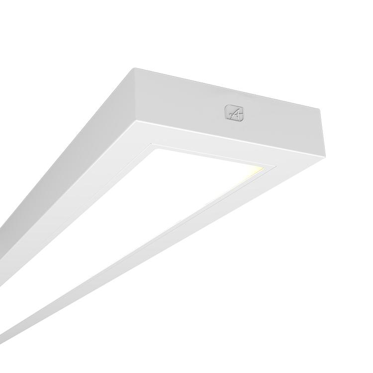 Ansell Gemini LED Enclosed Linear Twin 4 or 5Ft Fittings