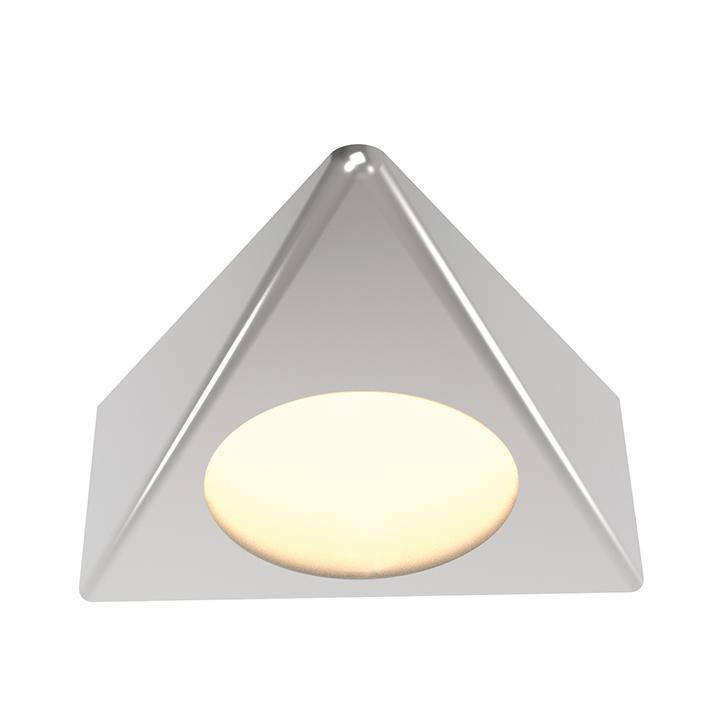 Ansell Reveal LED Triangle Under Cabinet Lights Tr-Light