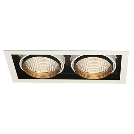Ansell Unity S and R LED Downlights 37W or 2 x 37W