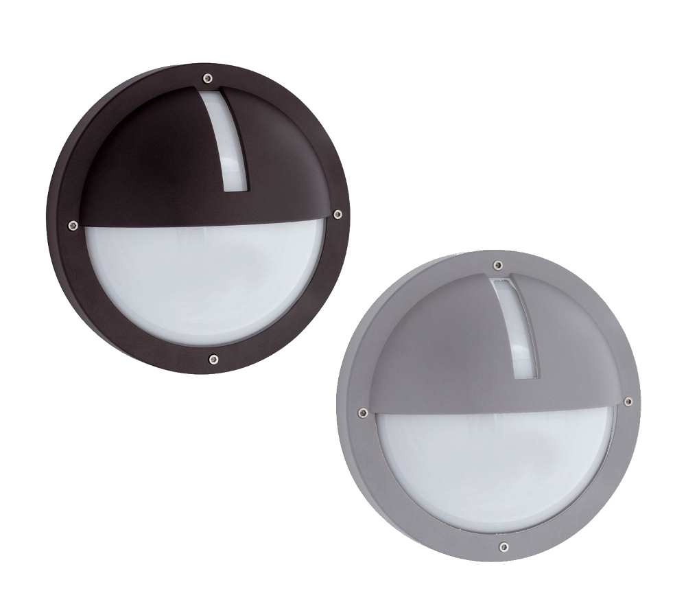 Ansell Uno LED 12W Die-Cast Aluminium Bulkhead