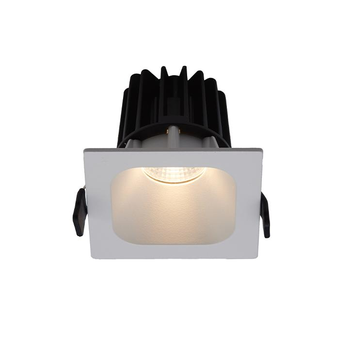 Ansell Unity 100 Square 14W  LED Downlights 4000K