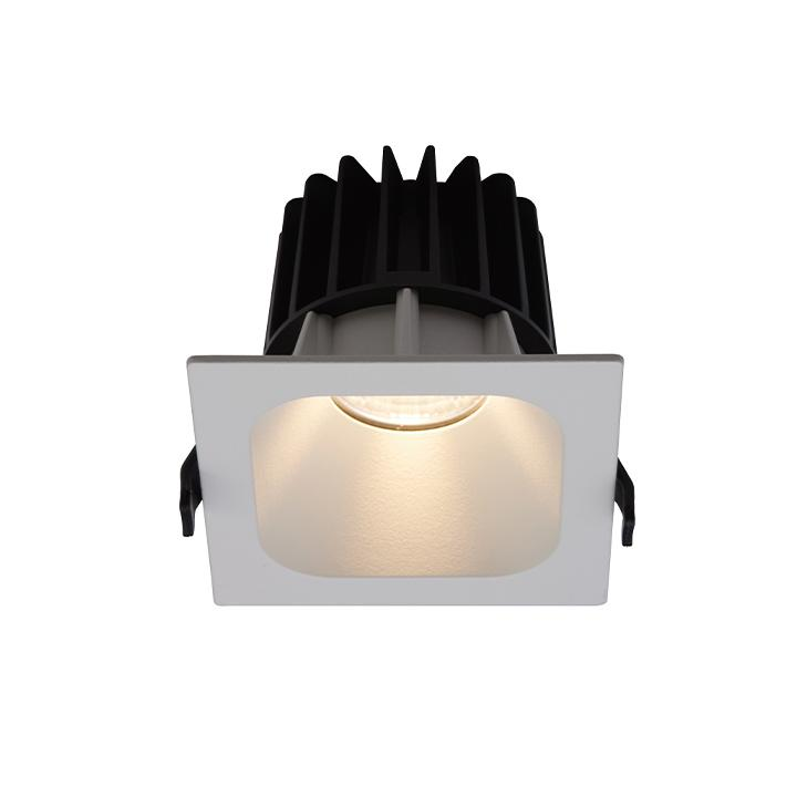 Ansell Unity 125 Square 29W LED Downlights 4000K