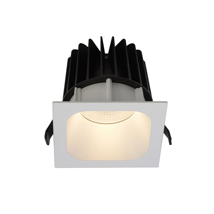 Ansell Unity 150 Square LED Downlighters 4000K