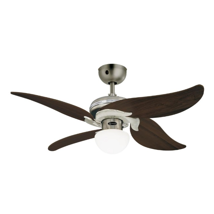Westinghouse Jasmine 105cm 42 Ceiling Fan With Light And Remote Control