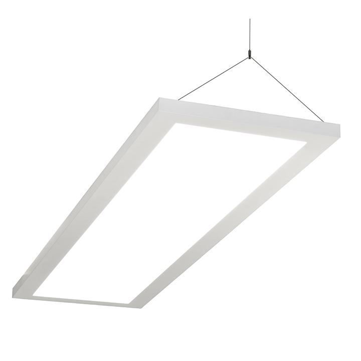 Brooklyn 4000K LED Bi-Directional Panel Suspendable Dimmable