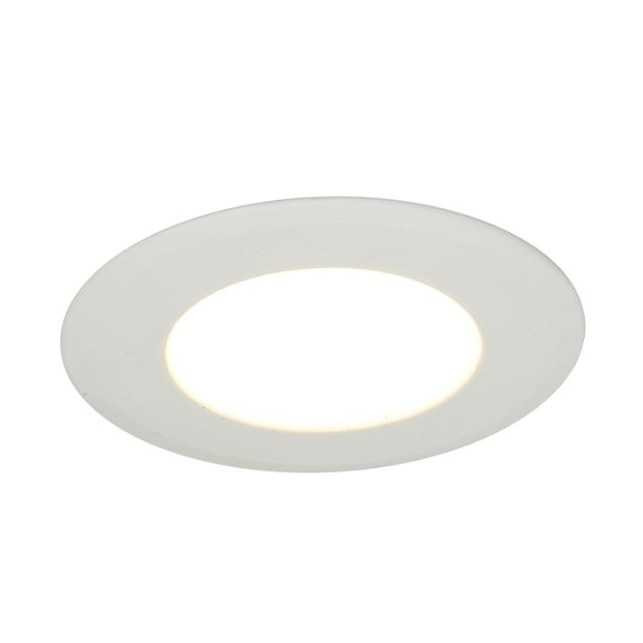 Ansell Bexar LED Downlights Polycarbonate Edge Lit