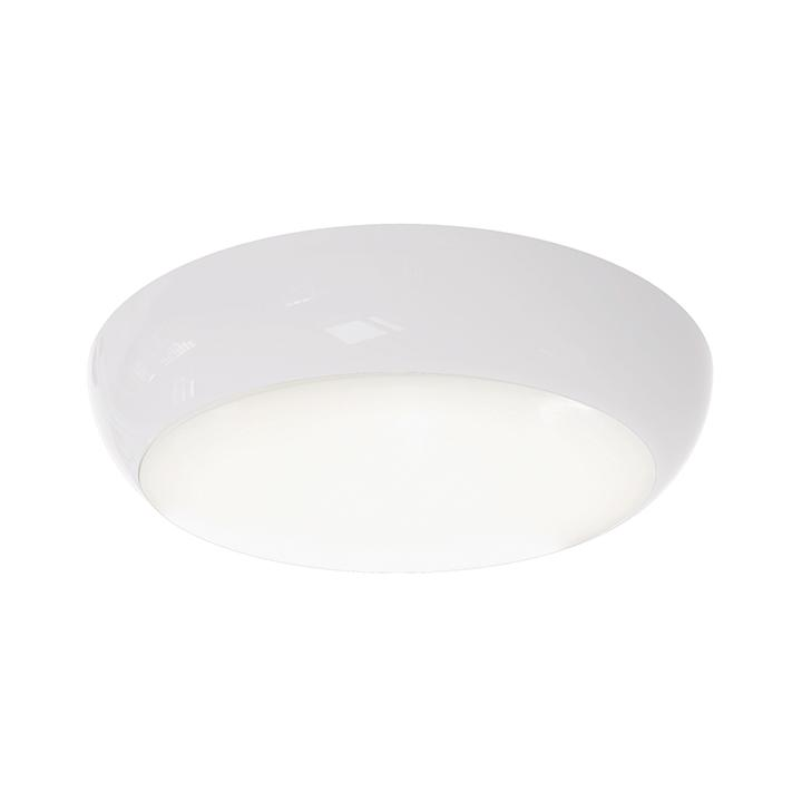 Ansell Disco Slim 13W LED Bulkheads with Halo Effect IP65