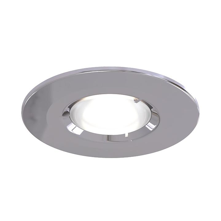 Ansell Edge GU10 Fire Rated Slim Bezel Downlighters