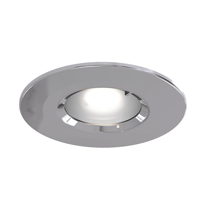 Ansell Edge IP65 GU10 Fire Rated Ultra Slim Downlights