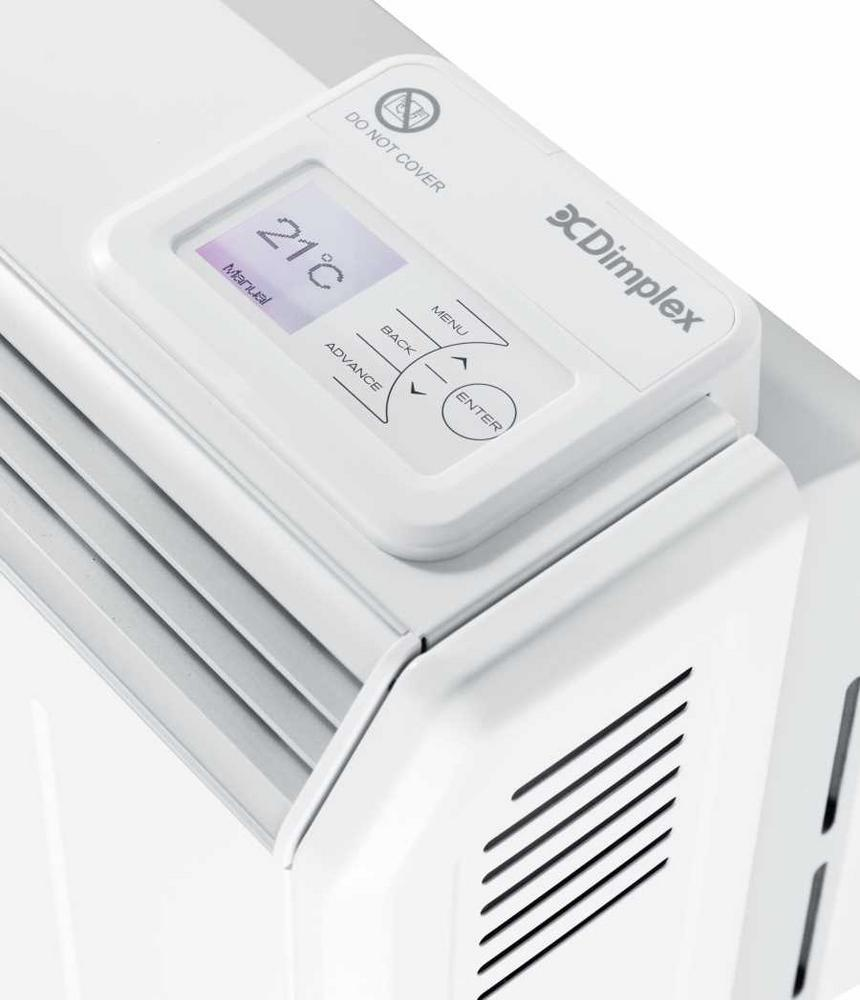 Dimplex Xle Storage Heater 7 Day Timer Ecodesign Compliant