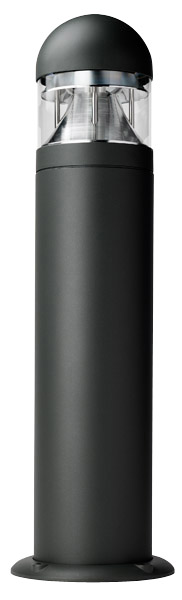 Scolmore Ovia Leasowe IP54 E27 Lighting Bollards 800mm