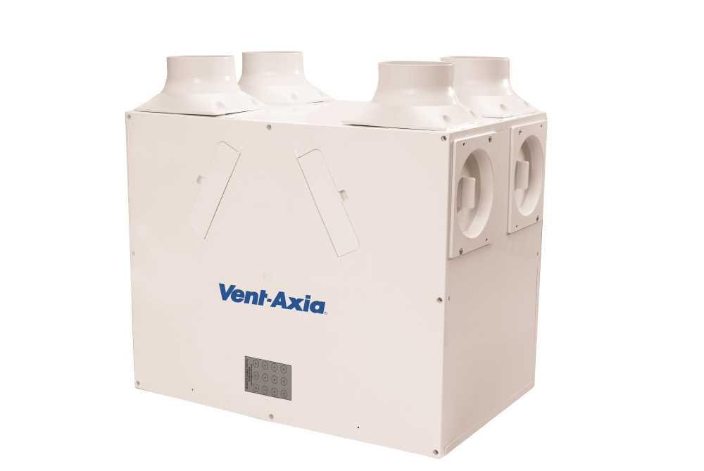 Vent Axia Kinetic High Flow Heat Recovery Units