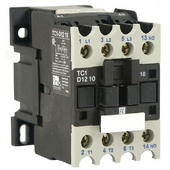 Contactor AC 3P 5.5KW 12A 24V 1NC Aux