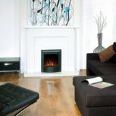 Dimplex X1B 1.5KW Anthracite Optiflame Fires.
