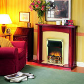 Dimplex HTN20BR 2.0KW Horton Brass Effect Optiflame Fires.