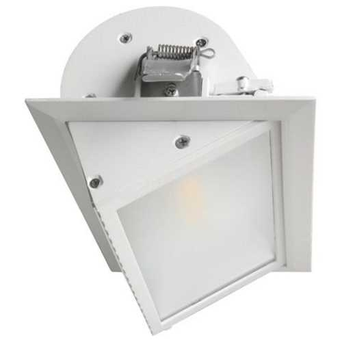 Megaman Kara Integrated LED Tilt Floodlight 3000K or 4000K