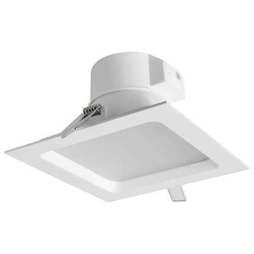 Megaman Siena Integrated LED Square Downlights Warm White or Cool White