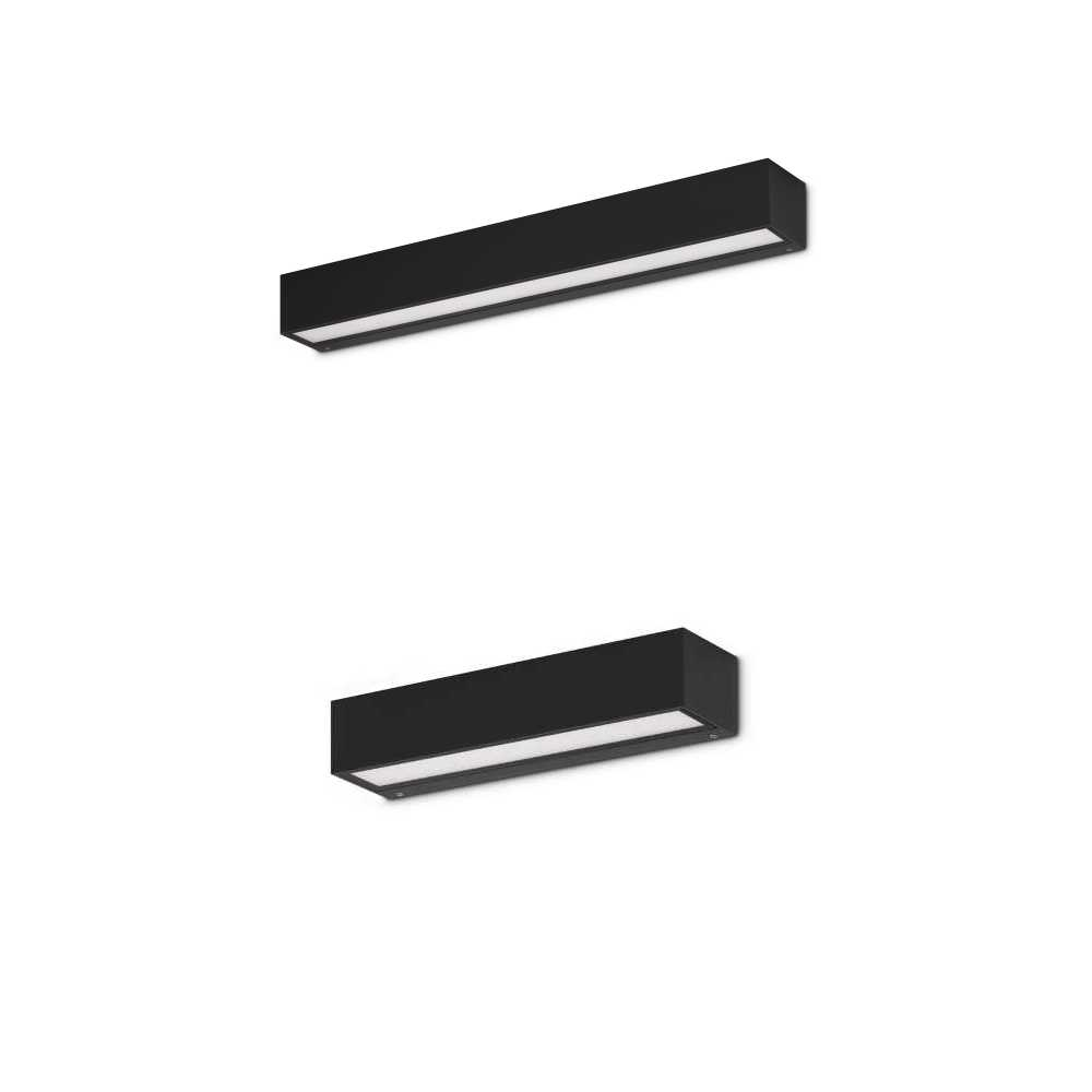 jcc linear led wall surface mount architectural exterior