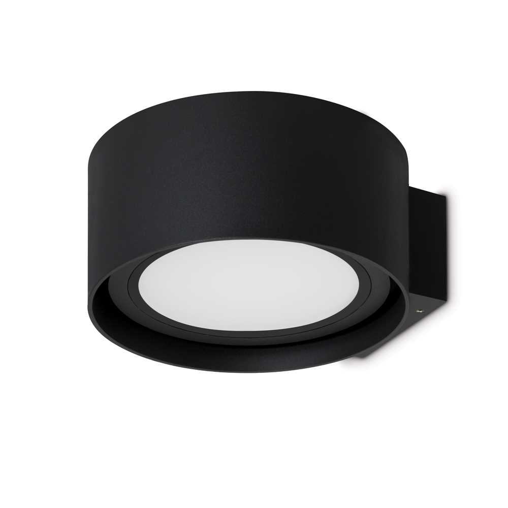 Jcc Jc17014 30w Led Round Up Down Architectural Exterior Wall Light Ip54