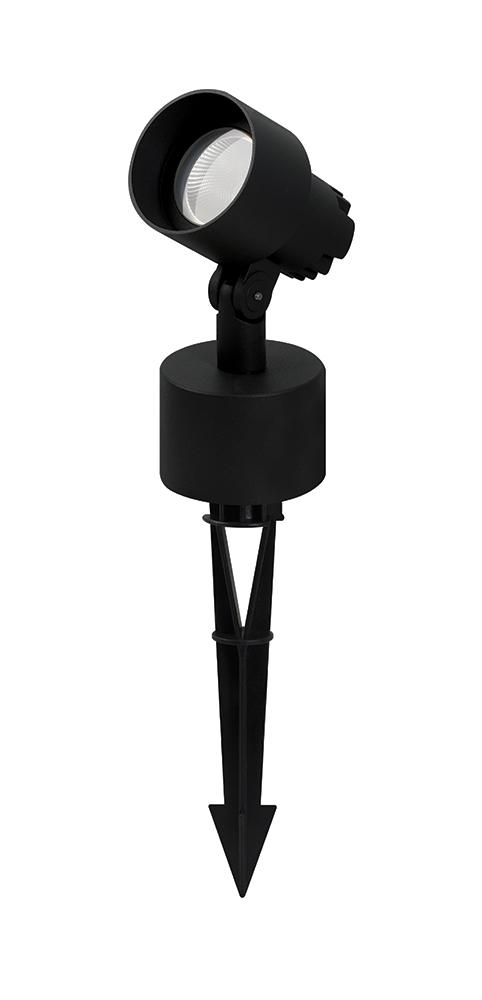 JCC JC17030 15W LED Inground Spike Spotlight Prewired 3000K IP65