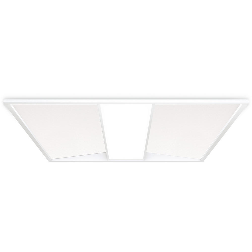 JCC Skytile Direct/ Indirect 35W LED Panels with Dimming Options 600x600