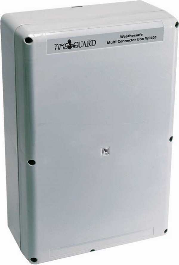 Timeguard WP401 4 Gang Outdoor Multi-Connector Box