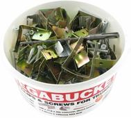 Mega Bucket MTFC Conformity Fire Clips & Screws