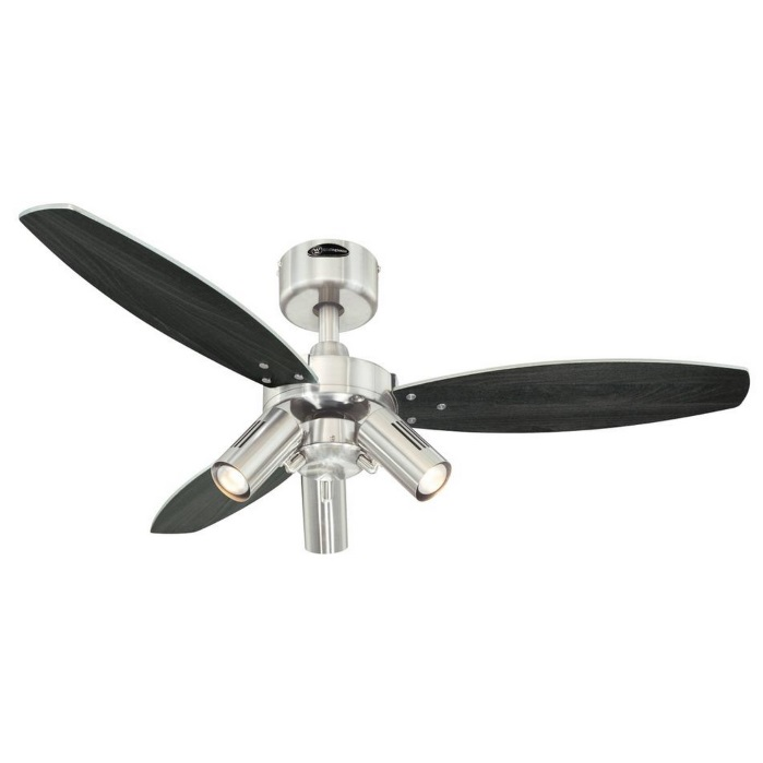 Jet plus 105cm 42 westinghouse ceiling fan brushed nickel jet plus 105cm 42 westinghouse ceiling fan brushed nickel mozeypictures Image collections