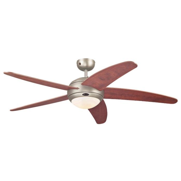 Bendan 52 Westinghouse Ceiling Fan With Light Dark Pewter