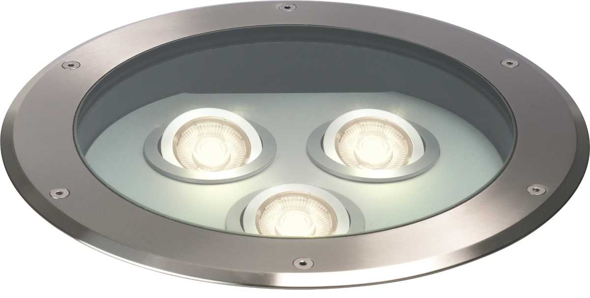 Collingwood GL09 25.5W LED Drive Over Lights IP67