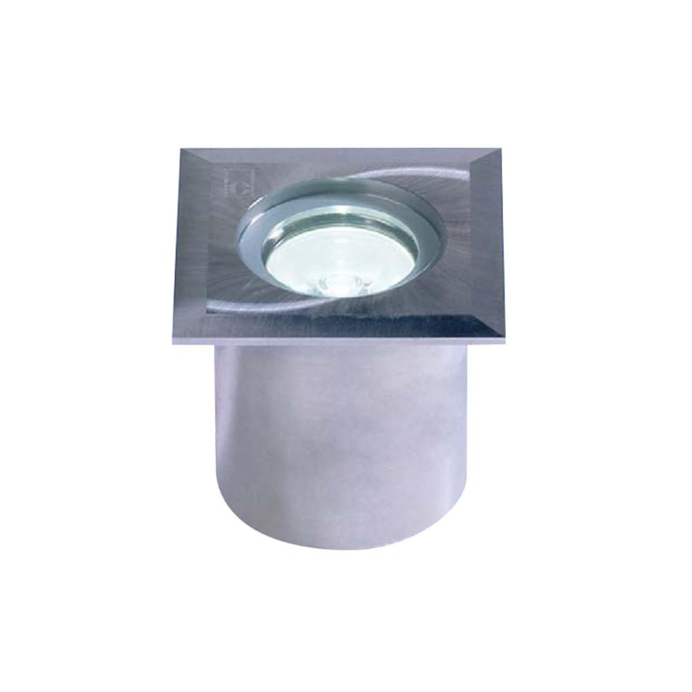 Collingwood GL019 SQ S 1W Square Mini LED Ground Light Spot IP68