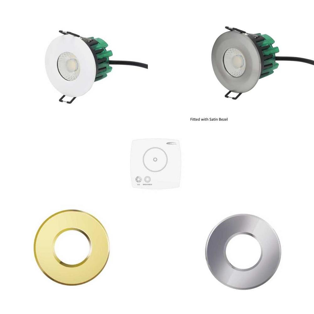 Bell Eco Firestay LED Smart Connect Adjustable Colour Downlight and Accessories