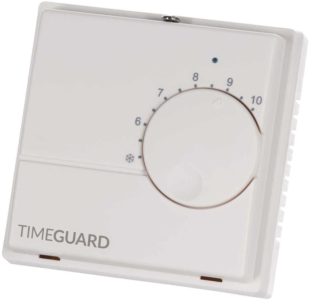 Timeguard TRT031N Electronic Frost Thermostat with Tamper Proof Cover
