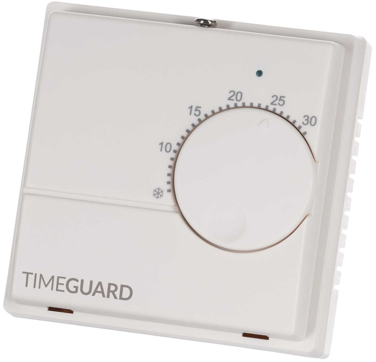 Timeguard TRT032N Electronic Room Thermostat Tamper Proof Cover