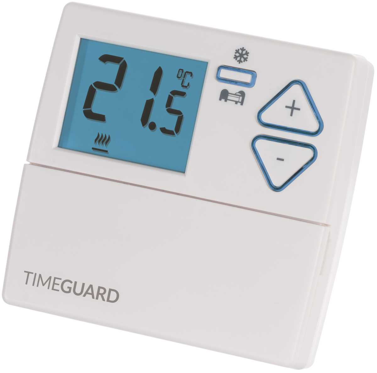 Timeguard TRT033N Digital Room Thermostat with Night Set-Back