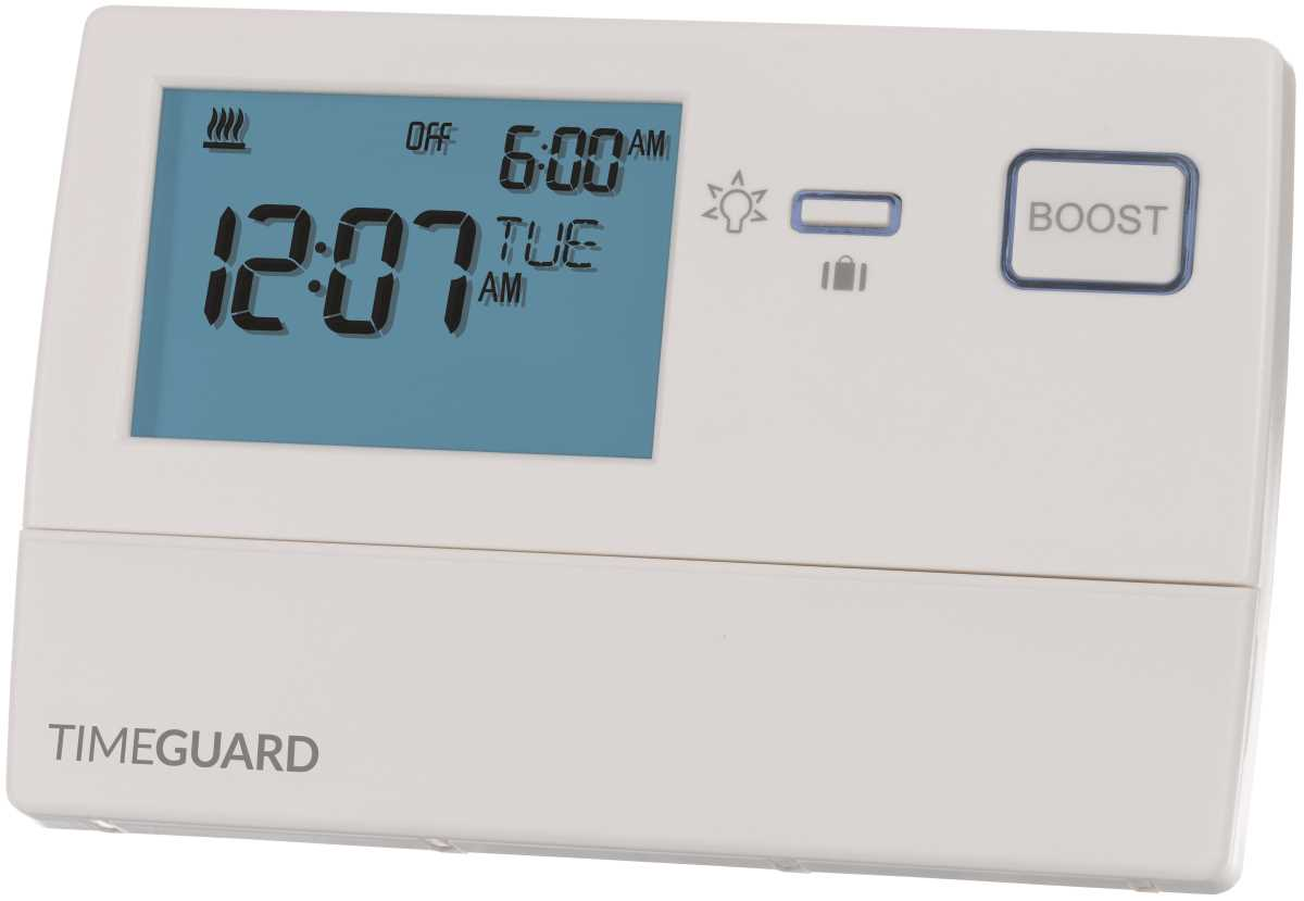 Timeguard TRT034N 7 Day Digital Heating Programmer 1 Channel with Boost