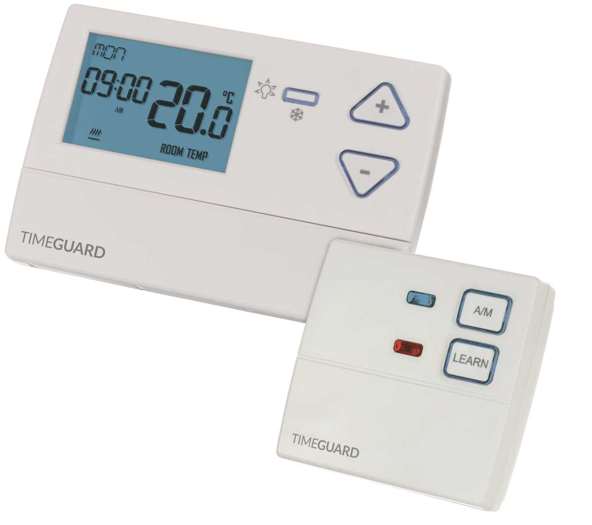 Timeguard TRT037N Wireless 7 Day Digital Programmable Room Thermostat