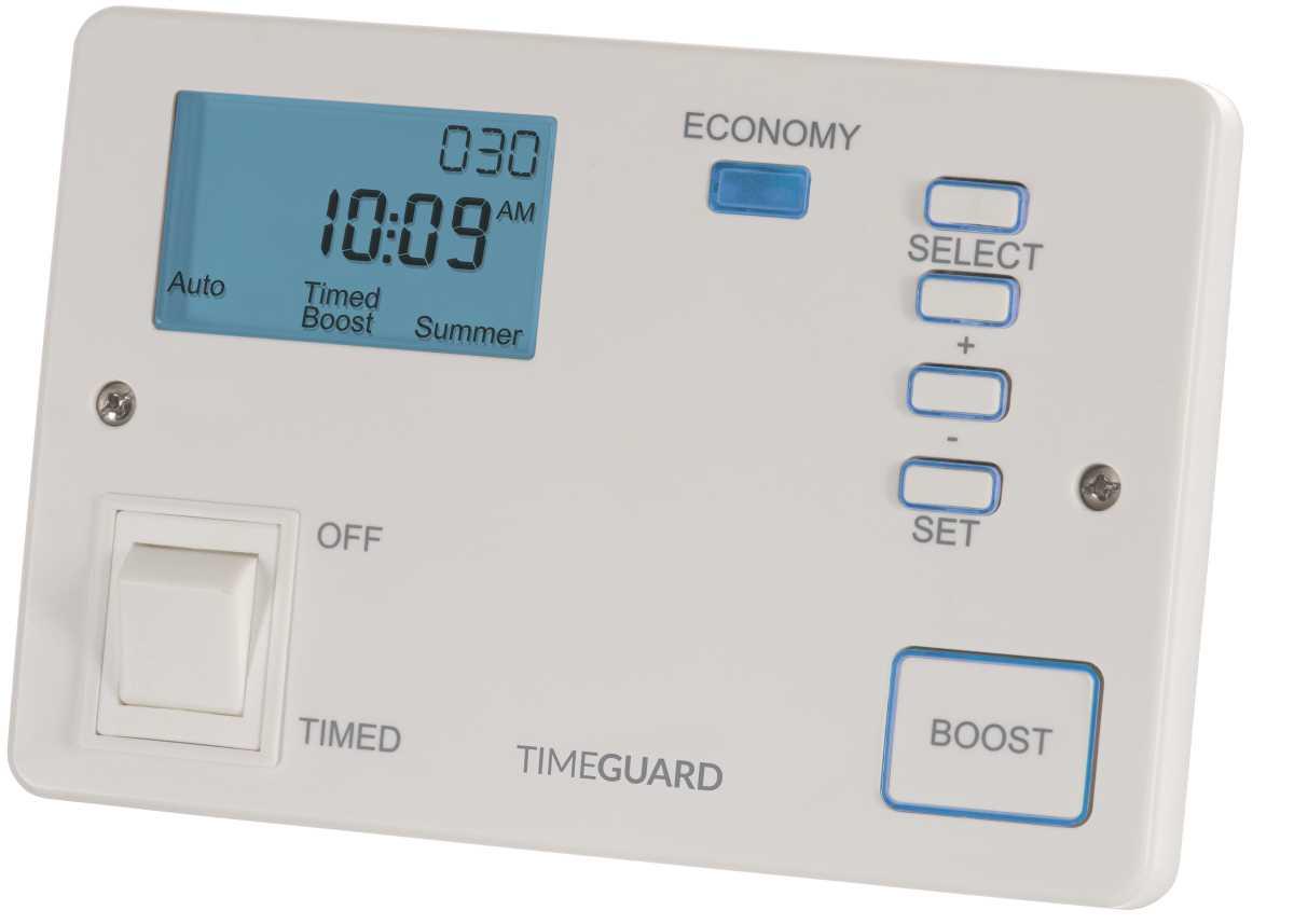 Timeguard TRTD7N Digital Economy 7 Programmer with Boost Control