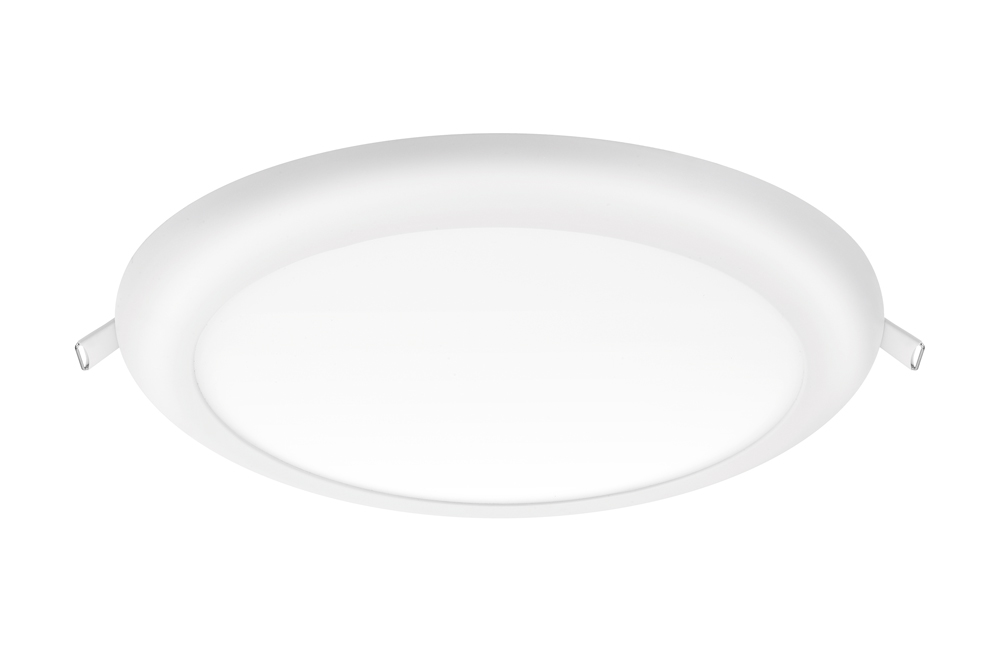 Integral LED Multi Fit 18W Downlight 65 to 205mm Adjustable 3000 or 4000K