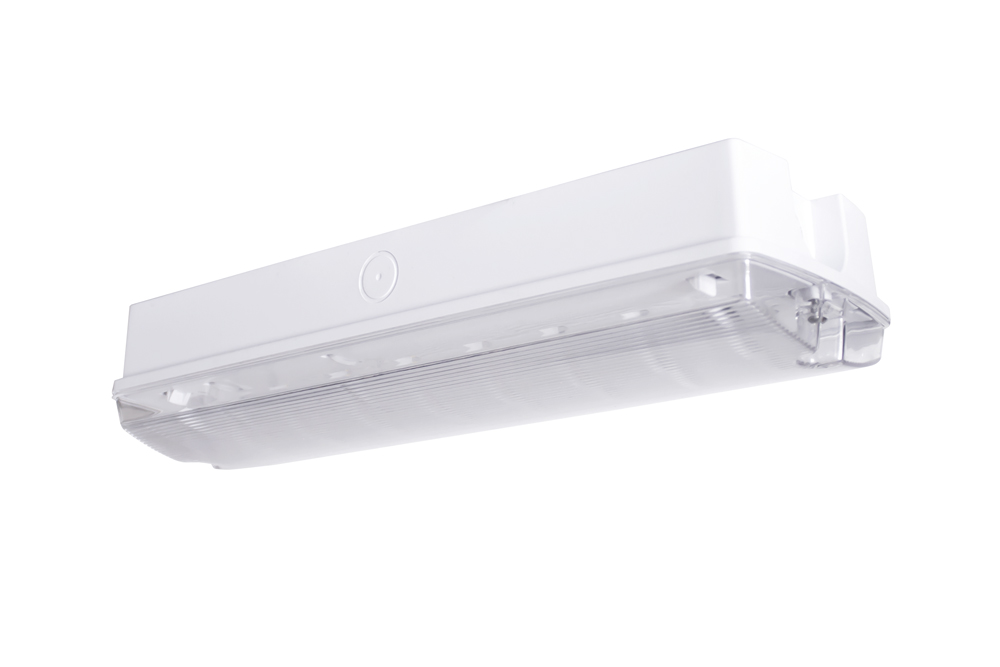 Integral LED Emergency Bulkhead High Output 250Lm Maintained or Non Maintained