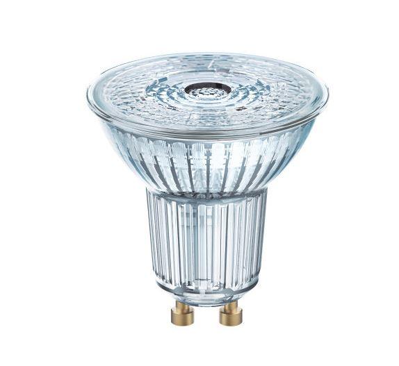 Osram Parathom PRO 5.9W GU10 PAR16 Dimmable 90Ra Colour Rendering Lamps