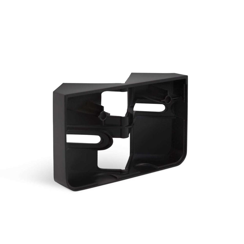 Steinel 055875 Black Corner Bracket for XLED Home 2 and XLED Home 2 XL