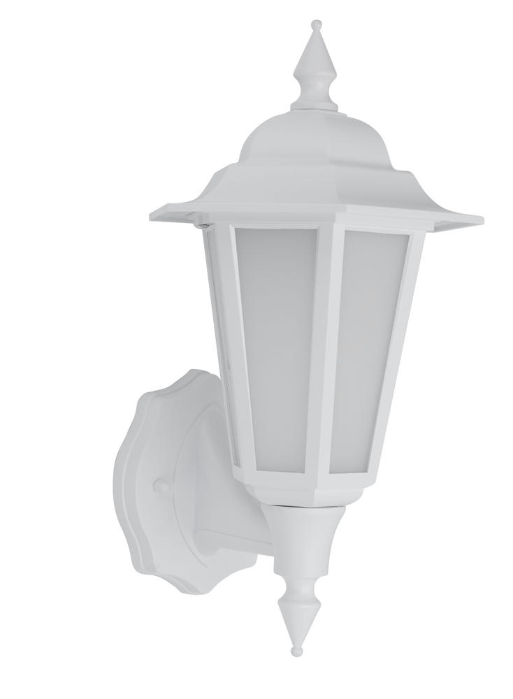 BELL 10354 Retro Vintage 8W LED Integrated Lantern White IP54