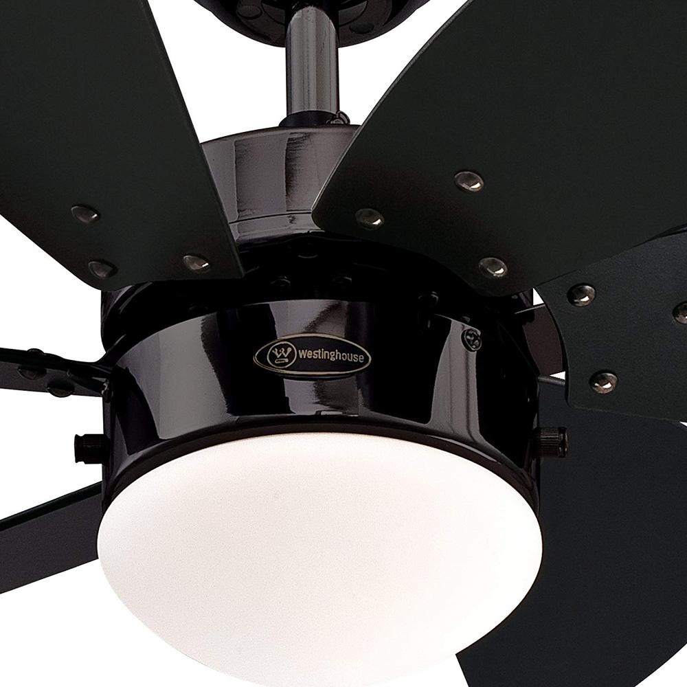 Westinghouse Turbo Swirl 30 Quot Gun Metal Ceiling Fan With