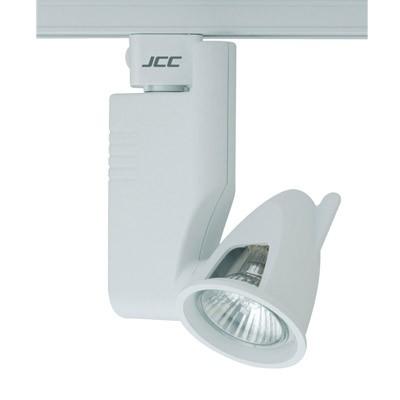JCC Aztek 50W GU10 Track Spotlight White