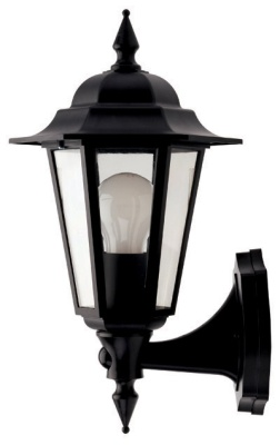 JCC Montella JC32012 60W GLS PIR Lantern (Bottom Arm)
