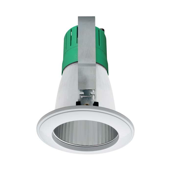 JCC Coral LED Mini Cool White Emergency 8.5W Downlight