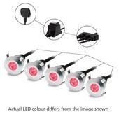 JCC Charon I JC71054 LED White Decking Light Kits
